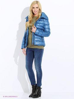 Куртки Emoi by Emonite                                                                                                              голубой цвет