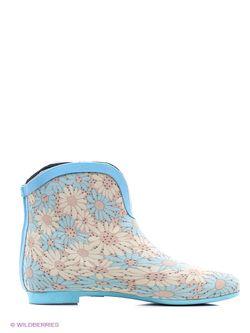 Резиновые Сапоги Keddo                                                                                                              голубой цвет