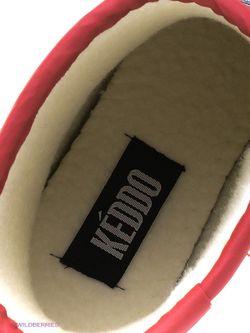 Резиновые Сапоги Keddo                                                                                                              красный цвет