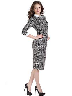 Платья Grey Cat                                                                                                              чёрный цвет