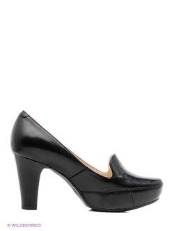 Туфли Clotilde                                                                                                              черный цвет