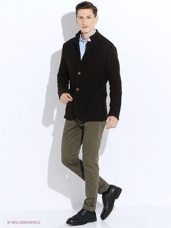 Пиджаки Пряник                                                                                                              коричневый цвет