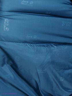 Пуховики Jack Wolfskin                                                                                                              голубой цвет