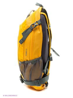 Рюкзаки Jack Wolfskin                                                                                                              желтый цвет
