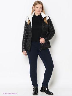 Куртки Fiorella Rubino                                                                                                              чёрный цвет