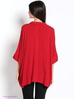 Блузки Oltre                                                                                                              красный цвет