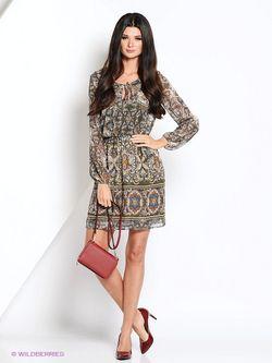 Платья Oltre                                                                                                              зелёный цвет