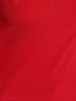 Водолазки Oodji                                                                                                              красный цвет