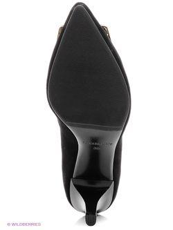 Туфли Renaissance                                                                                                              черный цвет