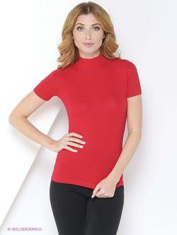 Водолазки Mondigo                                                                                                              красный цвет