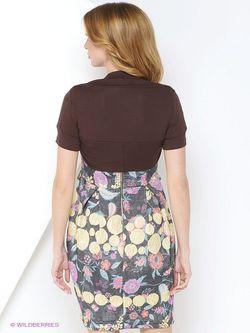 Болеро Mondigo                                                                                                              коричневый цвет
