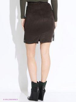 Юбки MOTIVI                                                                                                              коричневый цвет
