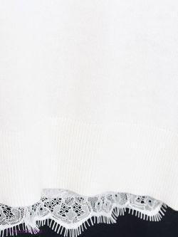Свитеры MOTIVI                                                                                                              белый цвет