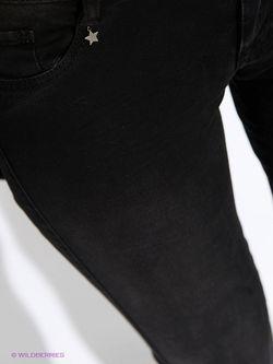 Джинсы MOTIVI                                                                                                              черный цвет