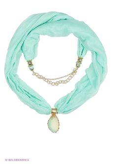 Платки Milana Style                                                                                                              Бирюзовый цвет