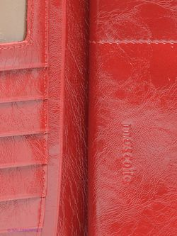 Кошельки Mascotte                                                                                                              красный цвет