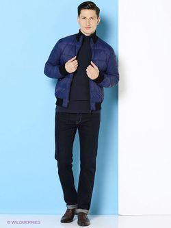 Куртки Trussardi                                                                                                              синий цвет