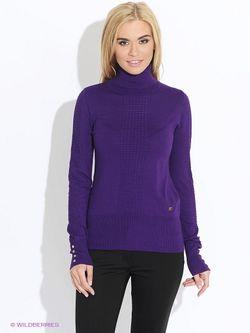 Свитеры Trussardi                                                                                                              фиолетовый цвет