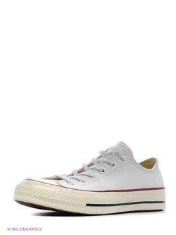 Кеды Converse                                                                                                              белый цвет