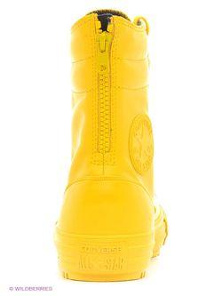 Кеды Converse                                                                                                              желтый цвет