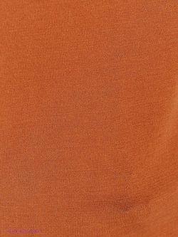 Водолазки Oodji                                                                                                              Терракотовый цвет