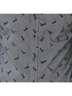 Рубашки TOM TAILOR                                                                                                              чёрный цвет
