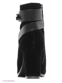 Ботильоны Vitacci                                                                                                              чёрный цвет