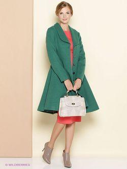 Пальто Stets                                                                                                              зелёный цвет