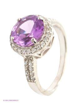 Ювелирные Кольца Balex                                                                                                              фиолетовый цвет