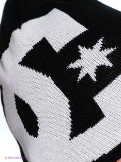 Шапки Dcshoes                                                                                                              черный цвет