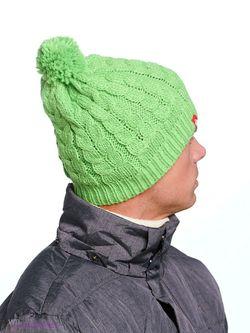 Шапки Quiksilver                                                                                                              зелёный цвет