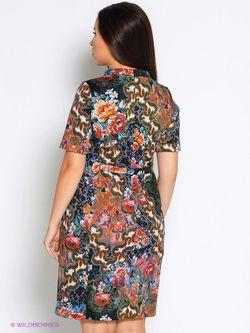 Платья Битис                                                                                                              коричневый цвет