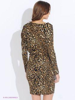 Платья Oodji                                                                                                              коричневый цвет