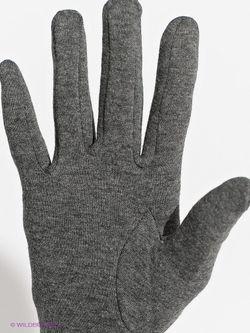 Перчатки Finn Flare                                                                                                              серый цвет