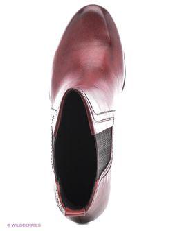 Полусапожки Marco Tozzi                                                                                                              красный цвет