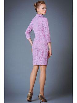 Комплекты Одежды Арт-Деко                                                                                                              розовый цвет
