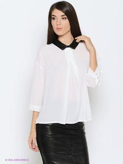 Блузки Compagnia Italiana                                                                                                              Молочный цвет