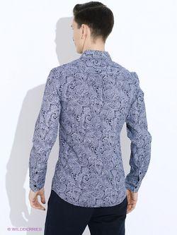 Рубашки Befree                                                                                                              синий цвет