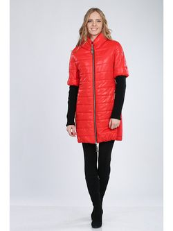 Пальто А Б Коллекция                                                                                                              красный цвет