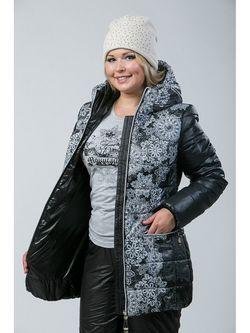 Куртки А Б Коллекция                                                                                                              черный цвет
