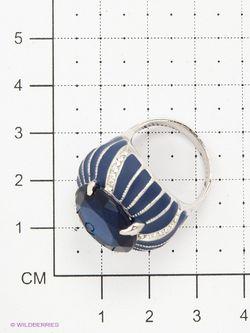 Кольца Bijoux Land                                                                                                              синий цвет