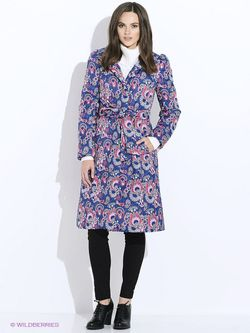 Пальто Doctor E                                                                                                              синий цвет