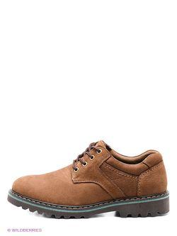 Туфли Nexpero                                                                                                              коричневый цвет