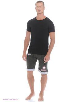Футболки Extreme Intimo                                                                                                              черный цвет