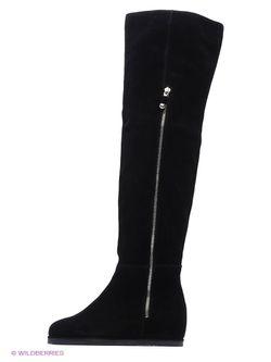 Ботфорты Evita                                                                                                              черный цвет