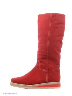 Сапоги Evita                                                                                                              красный цвет