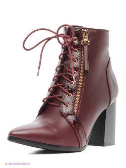 Ботинки Evita                                                                                                              красный цвет