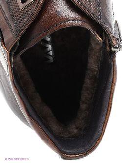 Ботинки Wasco                                                                                                              коричневый цвет