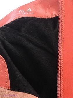 Ботильоны Moda Donna                                                                                                              красный цвет