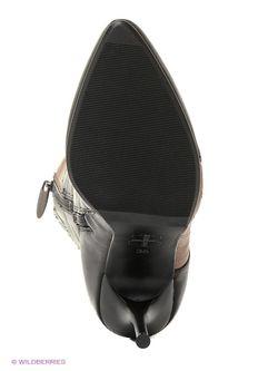 Сапоги Moda Donna                                                                                                              чёрный цвет